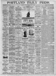 Portland Daily Press: August 16, 1875