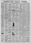 Portland Daily Press: August 19, 1875