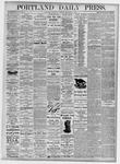 Portland Daily Press: September 1, 1875