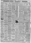 Portland Daily Press: September 2, 1875