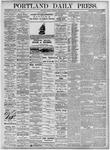 Portland Daily Press: September 6, 1875