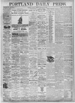 Portland Daily Press: September 13, 1875