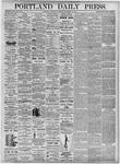 Portland Daily Press: September 15, 1875