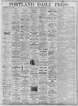 Portland Daily Press: September 16, 1875