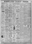 Portland Daily Press: September 17, 1875