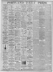 Portland Daily Press: September 18, 1875
