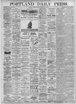 Portland Daily Press: September 20, 1875