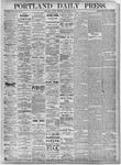 Portland Daily Press: September 21, 1875