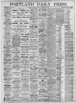 Portland Daily Press: September 23, 1875