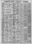 Portland Daily Press: September 24, 1875