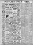 Portland Daily Press: September 25, 1875