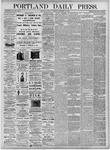 Portland Daily Press: September 28, 1875