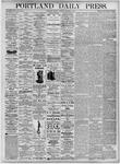 Portland Daily Press: October 1, 1875