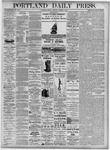 Portland Daily Press: October 4, 1875