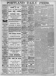 Portland Daily Press: October 5, 1875