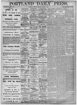 Portland Daily Press: October 9, 1875