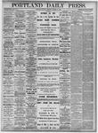 Portland Daily Press: October 14, 1875