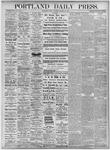 Portland Daily Press: October 15, 1875