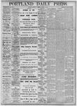 Portland Daily Press: October 16, 1875