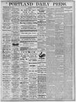 Portland Daily Press: October 19, 1875