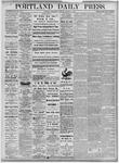 Portland Daily Press: October 20, 1875