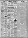 Portland Daily Press: October 22, 1875