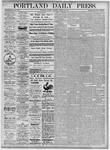 Portland Daily Press: October 23, 1875