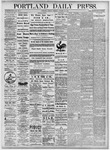 Portland Daily Press: October 26, 1875