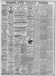 Portland Daily Press: October 27, 1875
