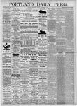 Portland Daily Press: November 4, 1875