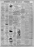 Portland Daily Press: November 12, 1875