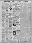 Portland Daily Press: November 17, 1875