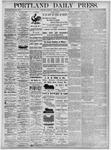 Portland Daily Press: November 18, 1875