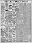 Portland Daily Press: November 20, 1875