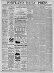 Portland Daily Press: November 23, 1875