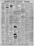 Portland Daily Press: November 24, 1875