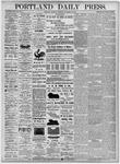 Portland Daily Press: November 25, 1875
