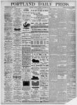 Portland Daily Press: November 27, 1875