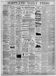 Portland Daily Press: December 2, 1875