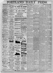 Portland Daily Press: December 4, 1875