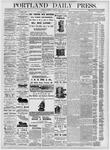 Portland Daily Press: December 6, 1875