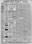Portland Daily Press: December 7, 1875