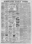 Portland Daily Press: December 9, 1875