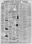 Portland Daily Press: December 10, 1875