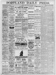 Portland Daily Press: December 13, 1875