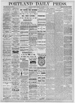 Portland Daily Press: December 14, 1875