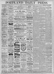 Portland Daily Press: December 16, 1875