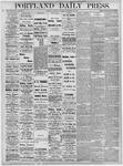 Portland Daily Press: December 20, 1875
