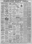 Portland Daily Press: December 22, 1875