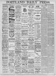 Portland Daily Press: December 24, 1875